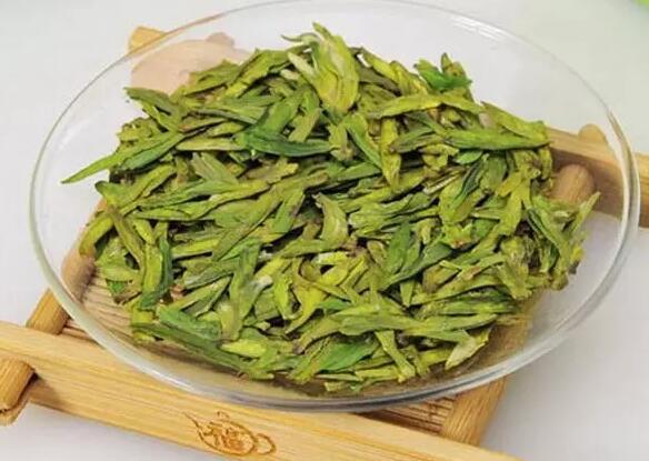千姿百态的绿茶 看一眼就能分辨出吗?